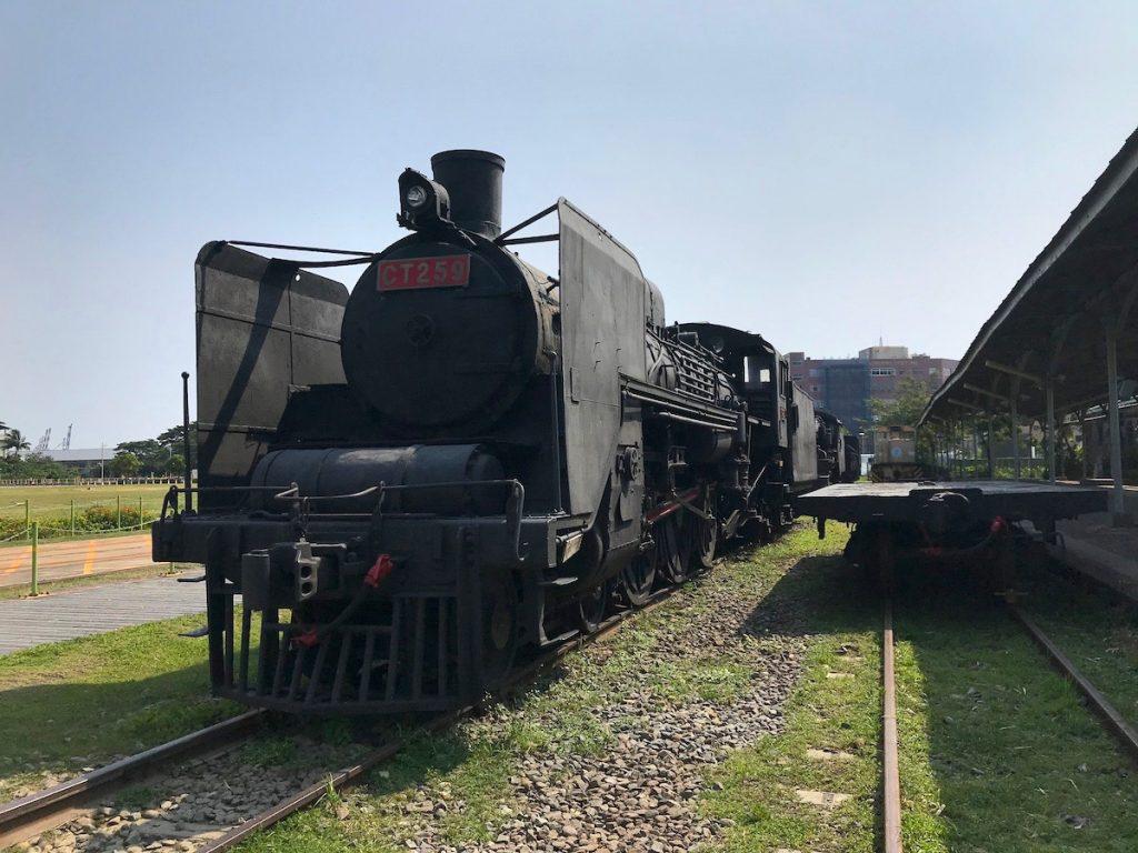 台湾_蒸気機関車_C55