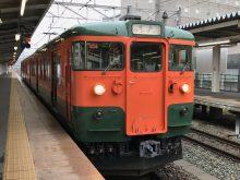 115系_しなの鉄道