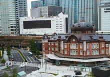 東京駅_浮かんでる