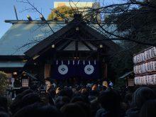 東京大神宮_本殿