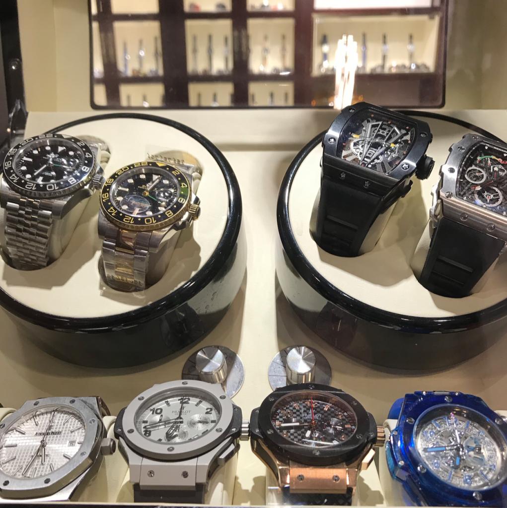 秀水街_高級腕時計