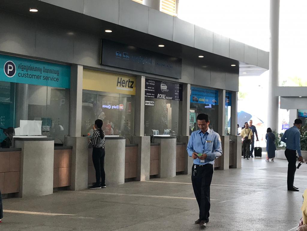 チケット売り場_空港線