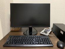シナリオライター_作業机
