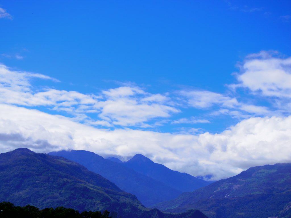 台湾_山岳